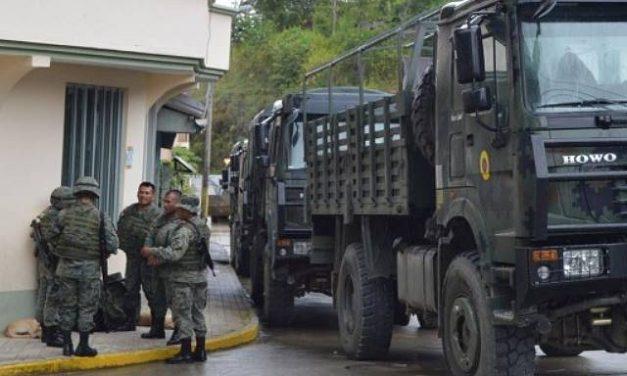 Ataque a campamento minero: detienen a seis personas e indígenas convocan asamblea
