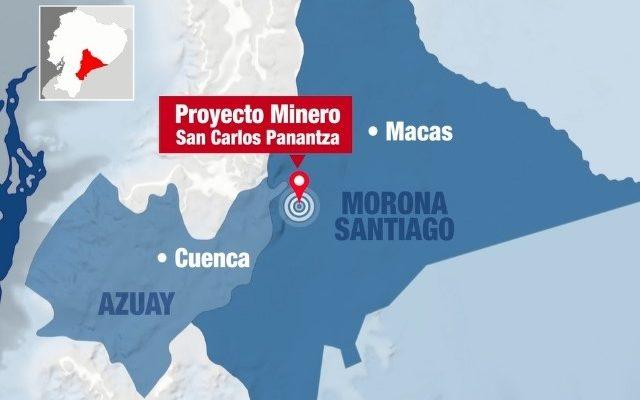 Enfrentamiento en campamento minero en Ecuador: Un fallecido y varios heridos. Declaran estado de excepción