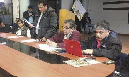 Se entrampa diálogo entre Espinar, la mina Glencore Xstrata y el gobierno