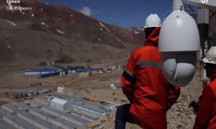 Comenzó el ascenso para inspeccionar el derrame de la Barrick a 5.000 mts de altura