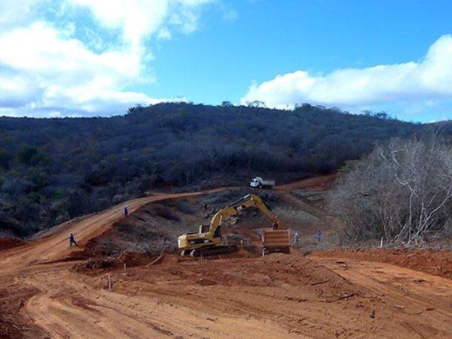 Comienzan las obras en nueva mina de uranio de Brasil