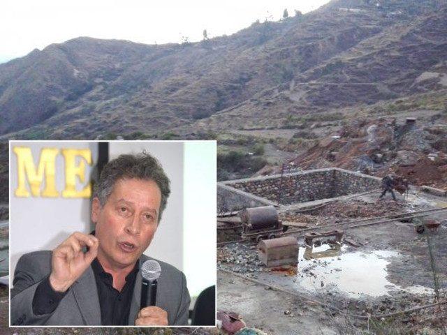 Ministerio boliviano de Minería y Metalurgia alista interpelación