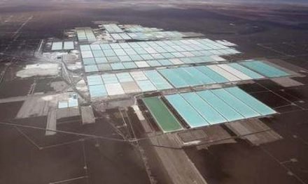La silenciosa movida de SQM para tener la exclusividad del litio en el Salar de Atacama