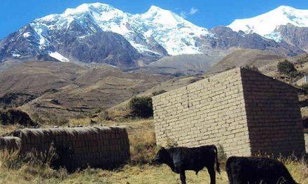 Glaciares de Bolivia amenazados por la minería