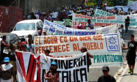 En El Salvador la Asamblea Legislativa retoma proyecto para prohibir la minería metálica