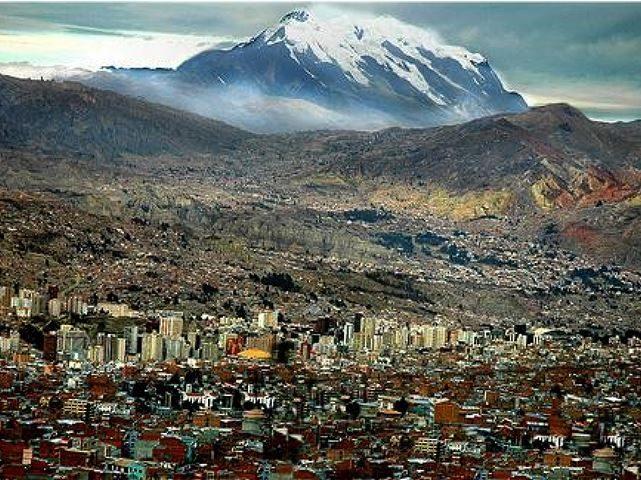 Identifican 40 áreas mineras en el cerro Illimani