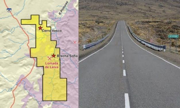Desarrollo turístico de la Ruta 40 en Santa Cruz amenazado por la minería
