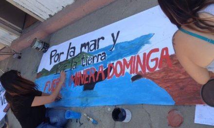 """Proyecto minero portuario Dominga: """"El desarrollo que ustedes plantean es una tremenda mentira"""""""