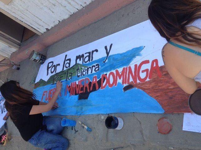 Proyecto minero portuario Dominga: «El desarrollo que ustedes plantean es una tremenda mentira»