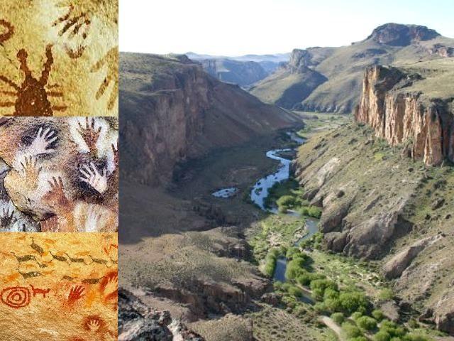 Rechazo social a la actividad minera en el área de Cuevas de las Manos hizo suspender actividad y llamar a audiencia