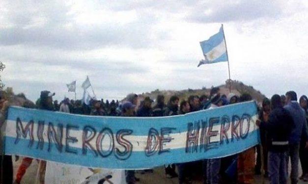 Minera china cesa actividades y despide más de 200 trabajadores en Sierra Grande