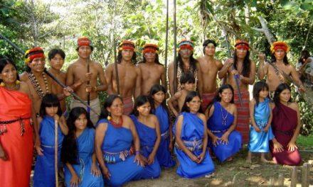 Los shuar, pueblo amenazado por la minería en Ecuador