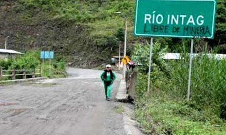Comunidades de Intag ratifican el rechazo a la minería en la zona