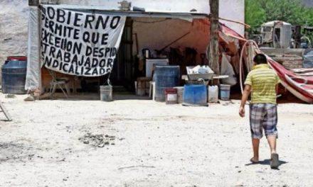 Admiten amparo de ejiditarios contra minera Excellon de México S.A de C.V.
