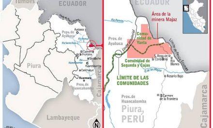 Proyecto minero Río Blanco ¿un peligro inminente?