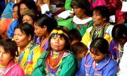 Los indígenas Embera de Risaralda en peligro de desaparición por la megaminería