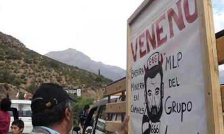 Se reanuda batalla entre comunidad y gigante minero en Chile