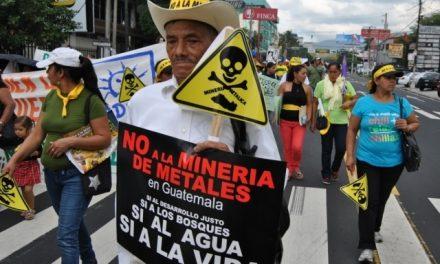 Organizaciones reclaman a Parlamentarios de El Salvador prohibir explotación minera y zafar de los Tratados de Libre Comercio