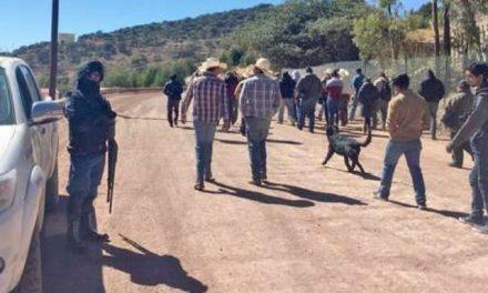 Pan American Silver desaloja con armas a vecinos de La Colorada