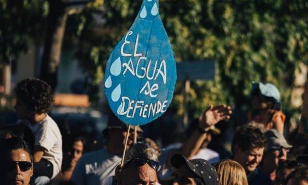 Documento de las asambleas chubutenses: agua, territorio, Proyecto Patagonia y pueblos originarios