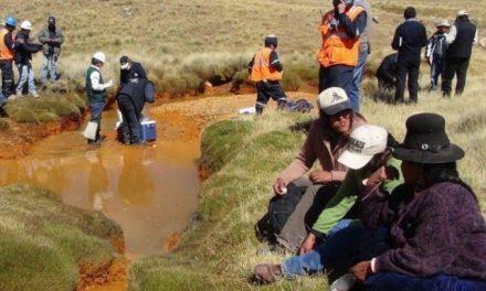 OEFA ordena a minera Aruntani paralizar botadero de aguas ácidas