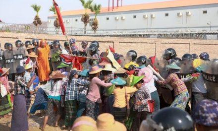 Reclaman se suspenda actividad en mina de cobre por constantes abusos contra los derechos humanos