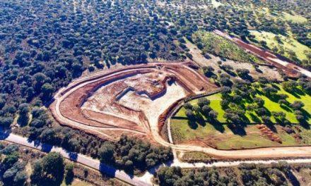 La mina de uranio en Salamanca se come la dehesa