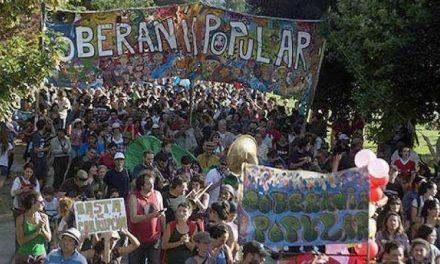 Se viene otra marcha en El Bolsón por el agua y contra el loteo en Pampa de Ludden