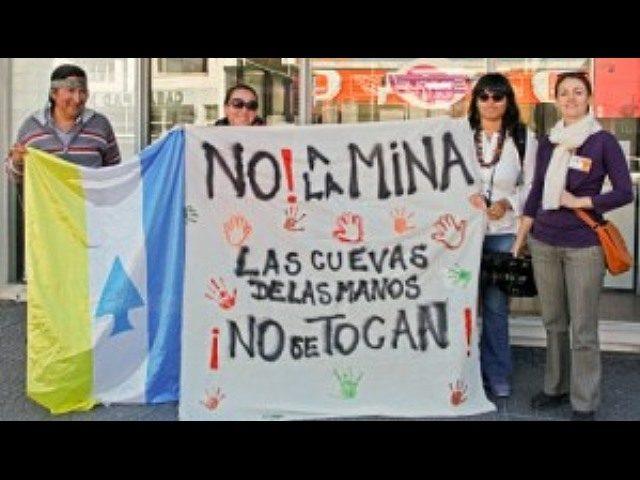 Minería en Cueva de las Manos va a la justicia: vecinos y organizaciones no acordaron con Patagonia Gold