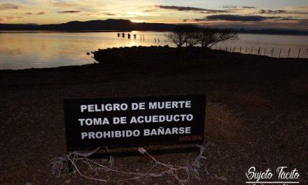«Todas las petroleras sacan agua del acueducto del Senguer»
