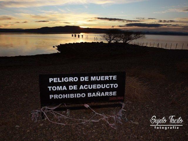 """""""Todas las petroleras sacan agua del acueducto del Senguer"""""""