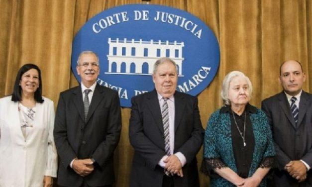 La Corte de Catamarca estudiará el recurso contra la ordenanza antiminera de Andalgalá