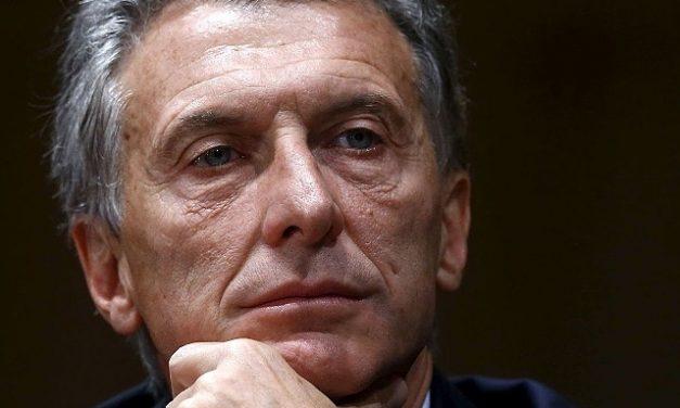 """Macri envía al Congreso su """"Acuerdo Federal Minero"""": regalías miserables y """"pedagogía"""" para quebrar la resistencia social"""