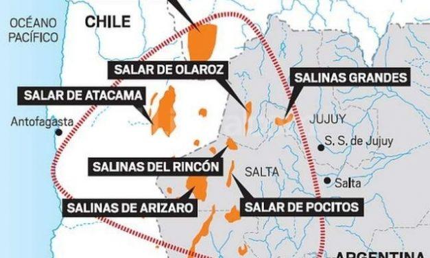 """La """"OPEP del litio"""" languidece y las transnacionales sonríen"""