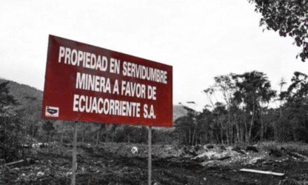 Minera china desplaza a indígenas en la amazonía ecuatoriana