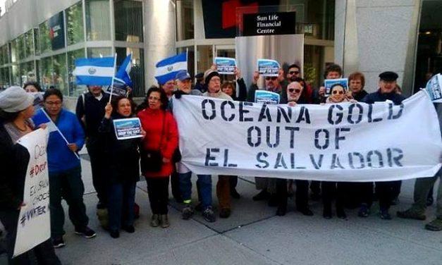 Un tribunal del BM ordena a minera pagar intereses a El Salvador