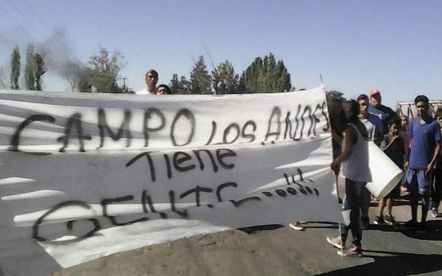 El agua, centro de conflicto en la venta de tierras del Ejército en Valle de Uco