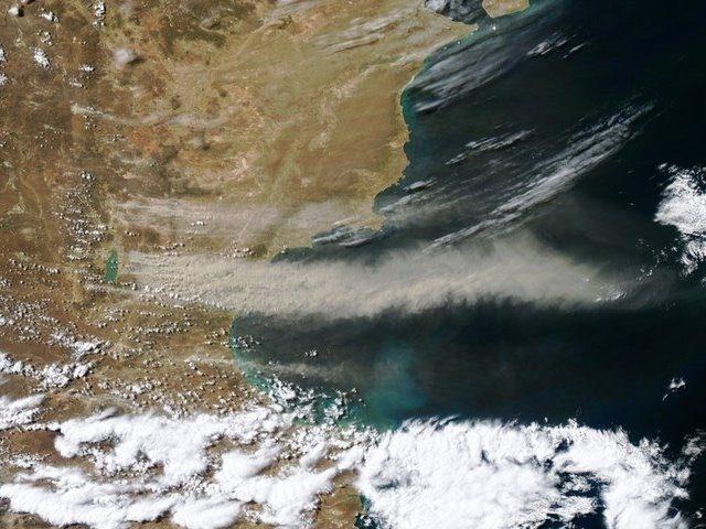 La erosión podría agravarse en el sur de Chubut por la sequia y el desmanejo
