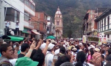 Cajamarca, otro pueblo de Colombia que le dijo no a la explotación minera