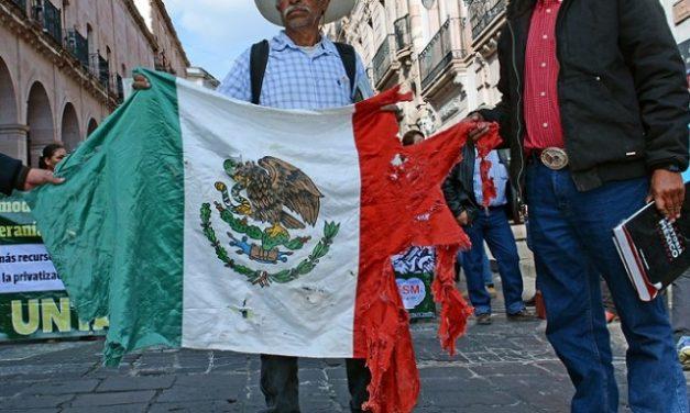 El saqueo del territorio mexicano: la megaminería y el TLCAN