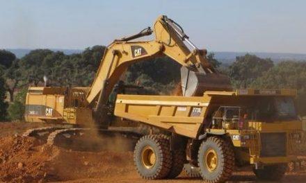 Llevan a la Fiscalía la mina de uranio que se 'come' la dehesa de Retontillo