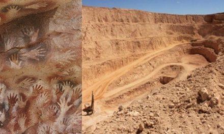 Quieren expropiar tierras en la Cueva de las Manos que iban a ser donadas a Parques Nacionales