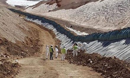 Más derrames de Barrick en Veladero: se rompió otro caño