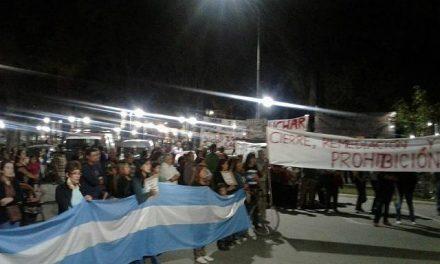 En Jachal marcharon hartos de los derrames mineros y juntan firmas para echar al intendente