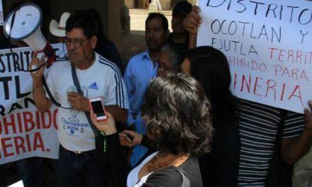 Denuncian protección de Profepa a mineras en Oaxaca