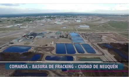 El basurero petrolero más grande del Cono Sur está en Neuquén