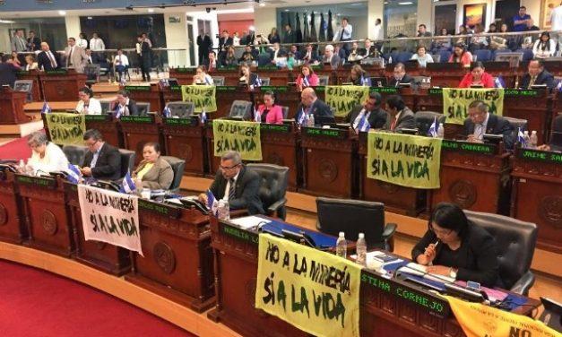 El Salvador sancionó la Ley de Prohibición de la Minería Metálica