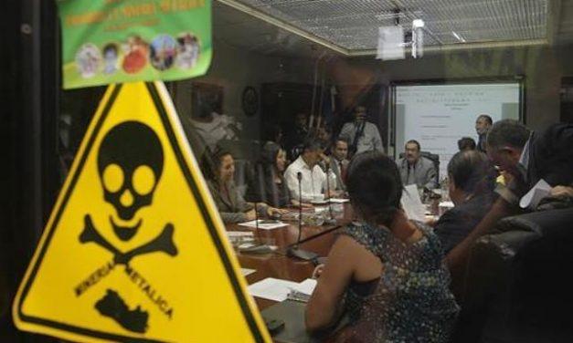 El Salvador a un paso de prohibir la explotación y la exploración metalífera y el uso de cianuro