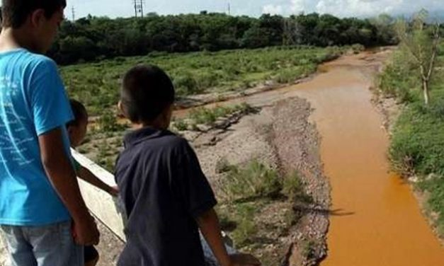 Hay mercurio, plomo y cianuro en 35 ríos mexicanos