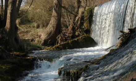 Denuncian posibles vertidos al río Manubles por parte de la mina de magnesitas de Borobia